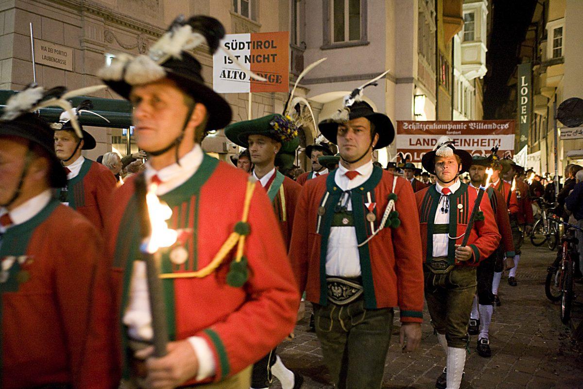 Der Südtiroler Schützenbund in seinem Selbstverständnis
