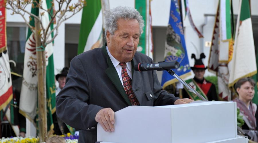 Gratulation und Dank an einen Tiroler Patrioten