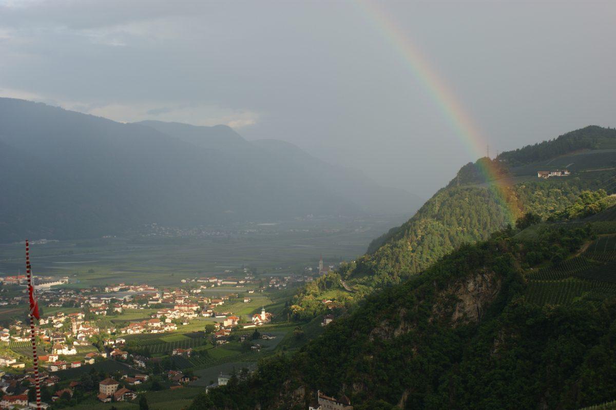 Tirol Regenbogen