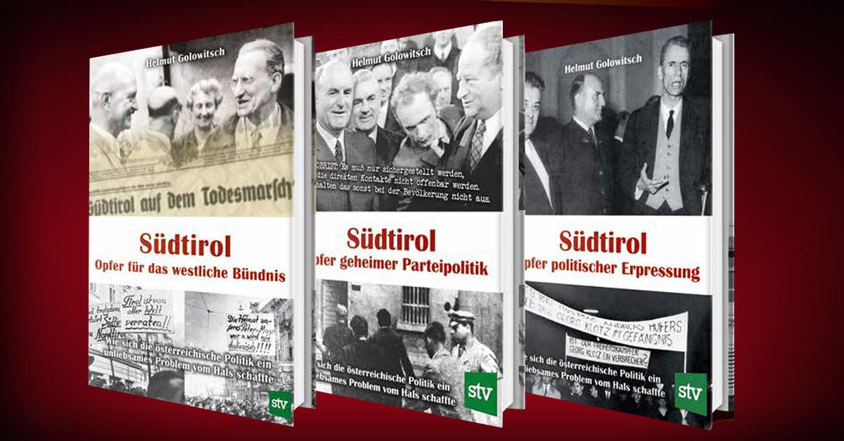 """Buchbesprechung: """"Südtirol – Opfer politischer Erpressung"""""""