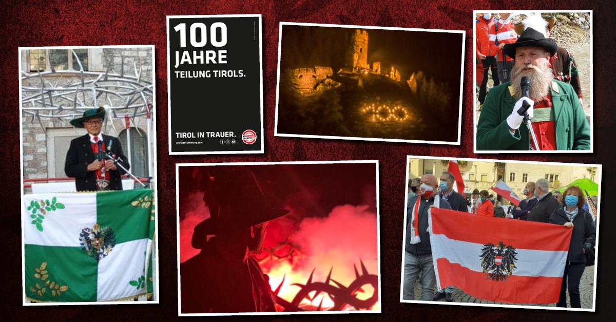 100 Jahre geteiltes Tirol: Veranstaltungsrückblick