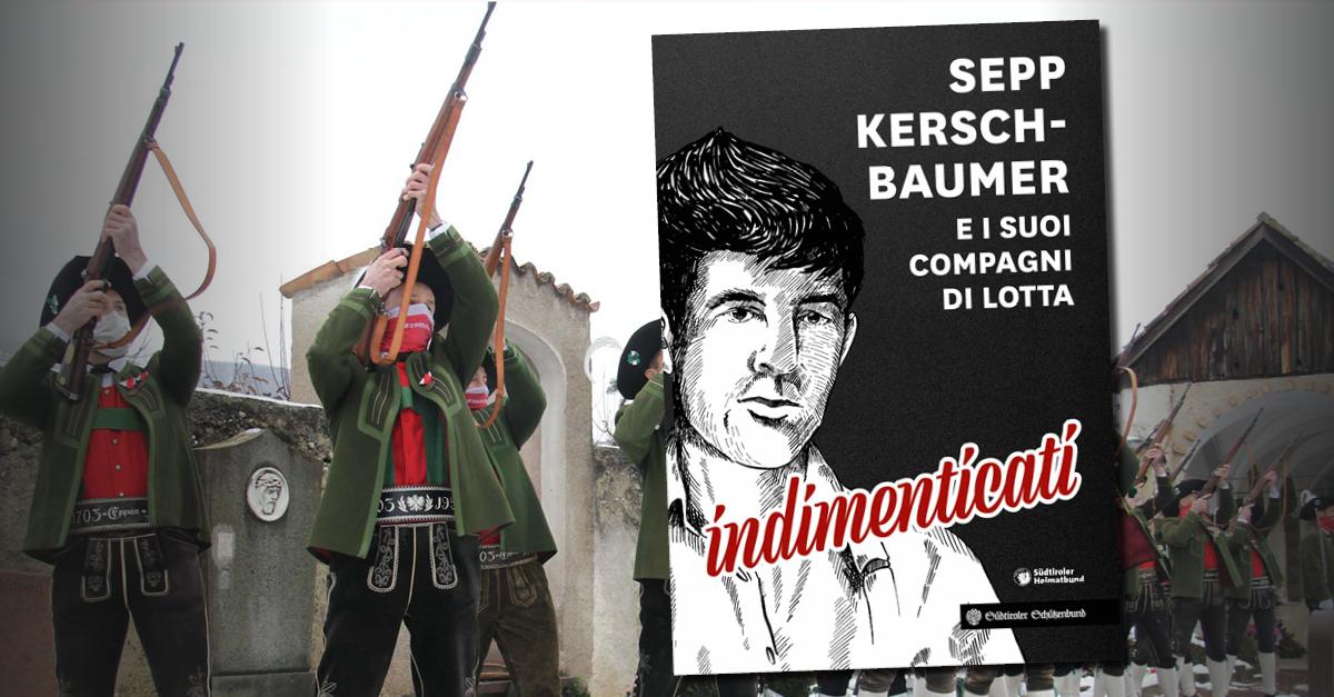 Gedenken an Sepp Kerschbaumer und seine Mitstreiter