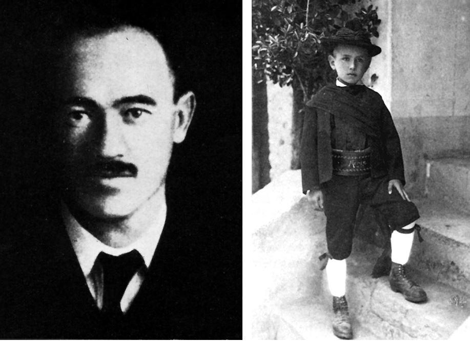 """<span style=""""color: #000000;"""">Innerhofer wurde erschossen, als er den kleinen Hans Theiner retten wollte.</span>"""