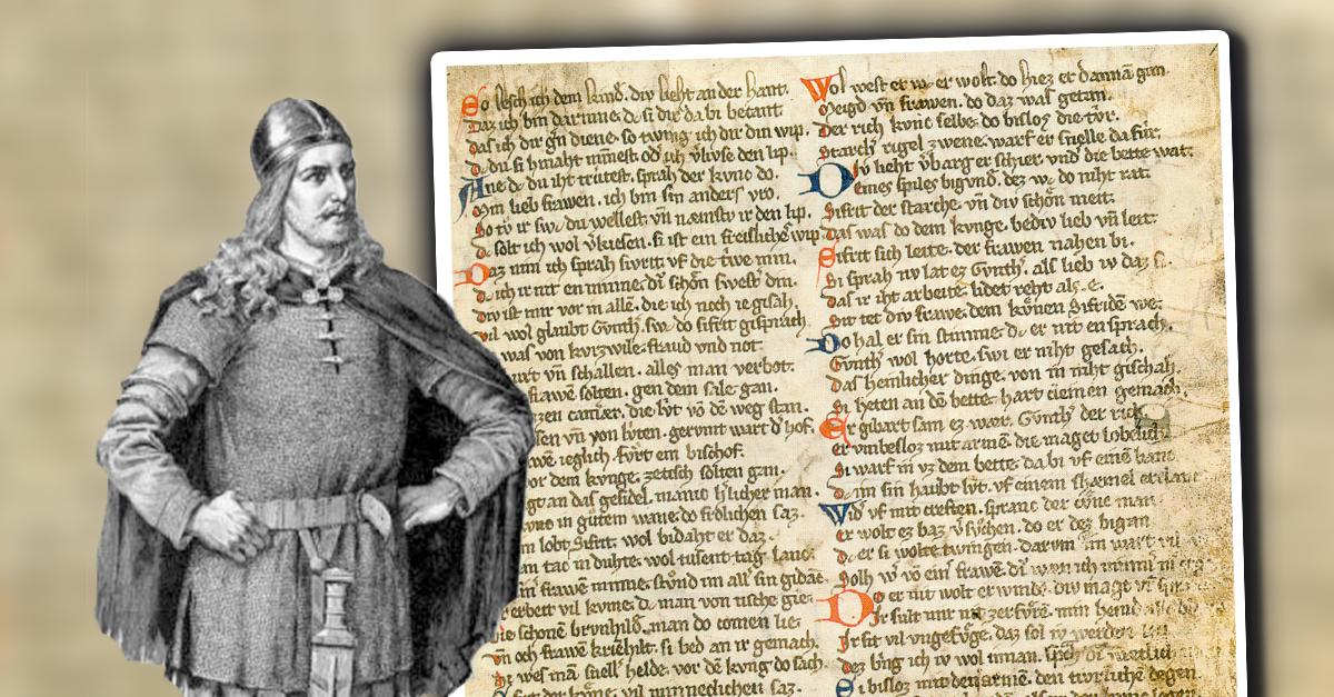 Die Nibelungenhandschrift I  und die mittelalterliche Adelskultur im Vinschgau