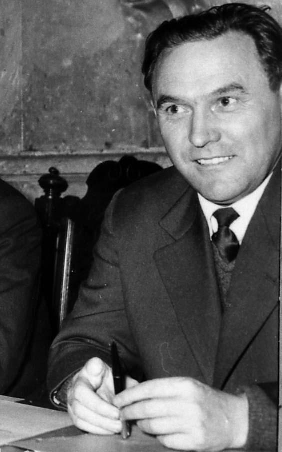 Der Landtagsabgeordnete Rupert Zechtl (SPÖ)